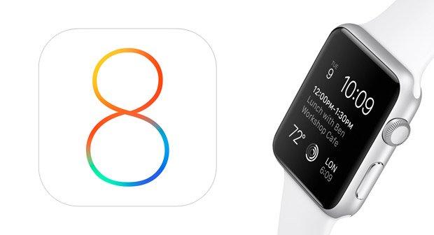 iOS 8.2: Mögliche Veröffentlichung im März, vor der Apple Watch (Update)