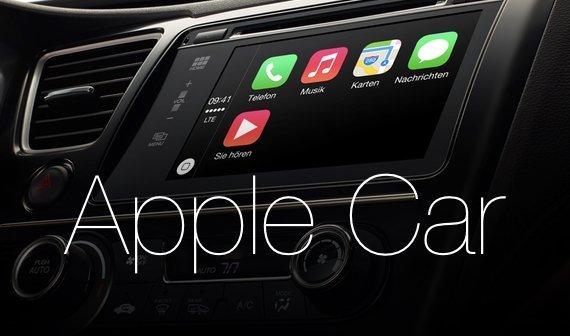 Reuters: Apples Auto ist selbstfahrend