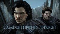 Game of Thrones - Episode 2 TEST: Fetzen in Westeros