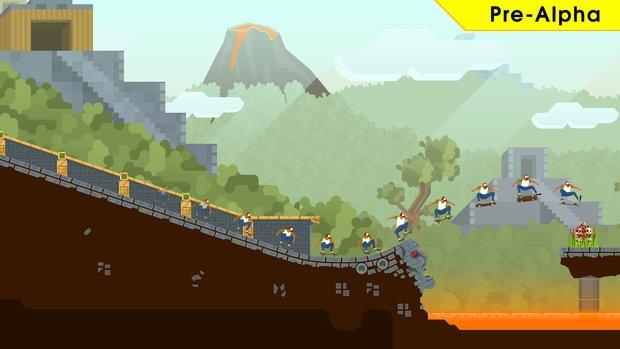 OlliOlli 2: Release für PS4 und PS Vita veröffentlicht