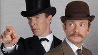 Sherlock Special 2015: Neue Set-Fotos sorgen für Verwirrung
