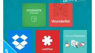 Neues Stacksocial Software-Bundle: Wunderlist Pro, Evernote Premium und mehr im Paket