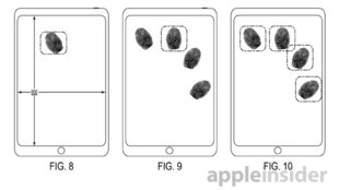 Apple: Patent zeigt Integration von Touch ID im iPhone- & iPad-Display