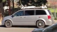 Videos zeigen mysteriösen Apple-Van in Aktion
