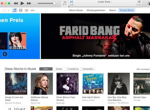 iTunes 12.1.1 für Windows verfügbar – das ist neu
