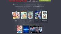Humble Weekly Bundle: Spiele aus Japan im Angebot