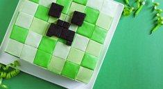 Minecraft: Einen Kuchen backen - im Spiel und in der Realität (mit Rezept)