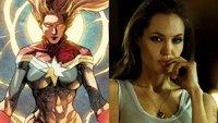 Captain Marvel: Angelina Jolie soll Regie übernehmen
