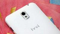 Coolpad Ivvi K1 Mini: Mit 4,7 mm neues dünnstes Smartphone der Welt