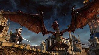 Dark Souls 2 - Scholar of the First Sin: So schaut die PS4-Version aus