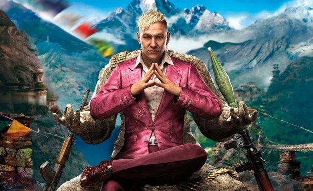 Game-Deals des Tages:<b> Disney Infinity, Far Cry 4 & kostenloses Gaming-Headset</b></b>
