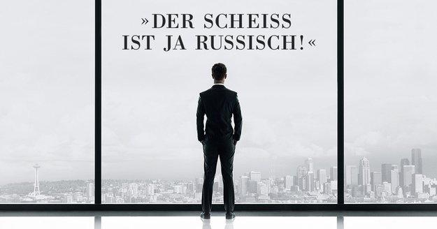 Neulich in der illegalen Tauschbörse: Fifty Shades of Grey