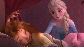 Die Eiskönigin - Party-Fieber: Deutscher Trailer zum Cinderella-Vorfilm