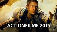 Gute Actionfilme 2015 gesucht: Diese 10 Kinofilme buhlen um die Gunst der Actionfans