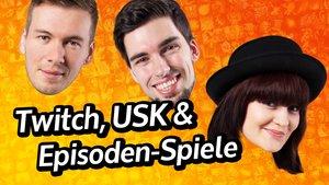 GIGA InTeam: Twitch, USK & Episoden-Spiele (Teil 1)