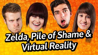 GIGA InTeam: Zelda, Pile of Shame & Virtual Reality