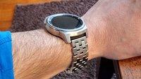 LG G Watch R: Nutzer poliert Smartwatch mit Sandpapier auf Edel-Hochglanz