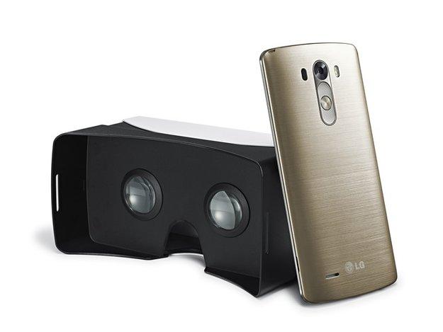 VR for G3: Virtual-Reality-Brille im Bundle mit LG-Flaggschiff kostenlos – auch in Deutschland