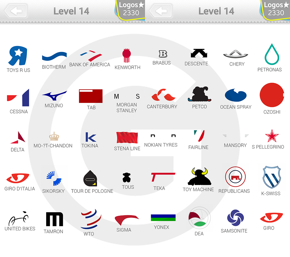 The gallery for --> Logo Quiz Answers Level 2 For Windows