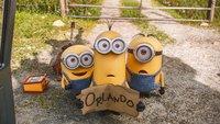 Minions: Neuer Trailer bringt die Minions nach Orlando