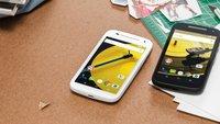 Moto E (2015): LTE-fähiges Einsteiger-Smartphone vorgestellt und vorbestellbar