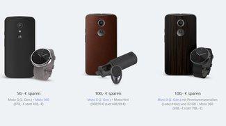 Motorola Valentinstags-Deals mit bis zu 100 Euro Rabatt