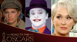 Oscar-Quiz: Testet euer Wissen über die Oscars!