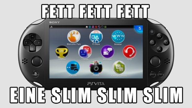 Fetter Games-Deal: Amazon haut PS Vita Slim für 125€ raus!