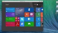 Parallels 10: Neue Version versteht sich mit Windows 10