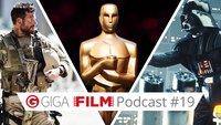 radio giga: Der GIGA FILM Podcast #19 - mit American Sniper, Star Wars & Oscars