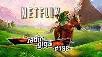 radio giga #188: Zelda als Serie, Bethesda auf der E3 und Evolve