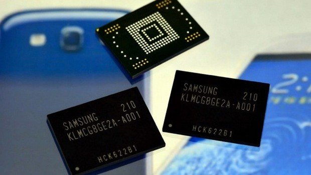 eMMC 5.1: Samsung stellt neue Speicherchips vor – 26x schneller als herkömmliche microSD