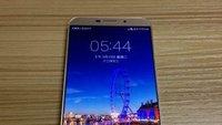Serendipity S7: Smartphone mit fast randlosem Display erschienen