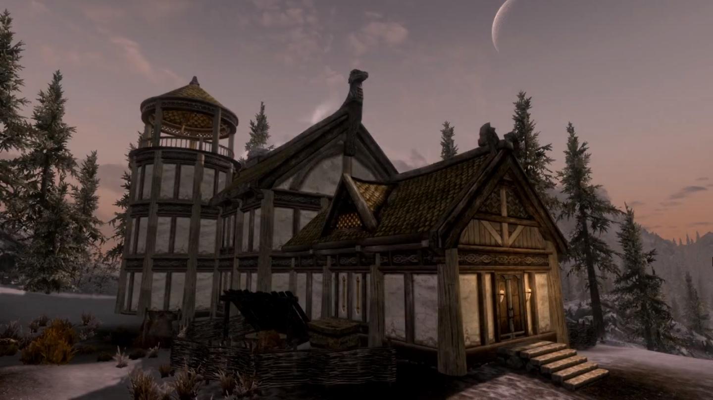 Skyrim: Haus bauen mit Hearthfire – Von der Baustelle zum Anwesen – GIGA
