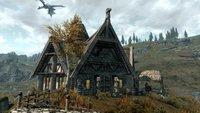 Skyrim: Haus bauen mit Hearthfire - Von der Baustelle zum Anwesen