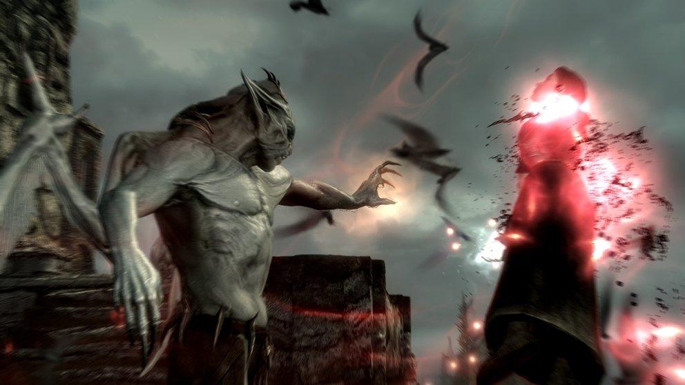 Als Vampirfürst seid ihr zwar pottenhässlich, doch wer traut sich das Jemanden mit euren Kräften schon zu sagen?