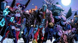 Suicide Squad: Behind the Scenes Bilder von Waffen und Sets