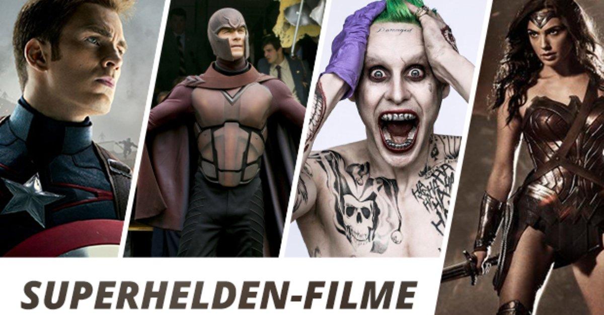 Superhelden-Filme von 2015 bis 2020: Die Liste der Marvel-Filme und ...