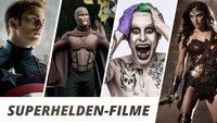 Superhelden-Filme von 2015 bis 2020: Die Liste der Marvel-Filme und DC-Filme (Update)