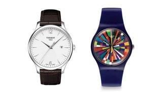 Swatch: Uhrenhersteller kündigt eigene Smartwatch für Android an