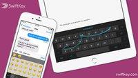 SwiftKey: Update bringt Emoji, Flow für iPad und 11 neue Sprachen