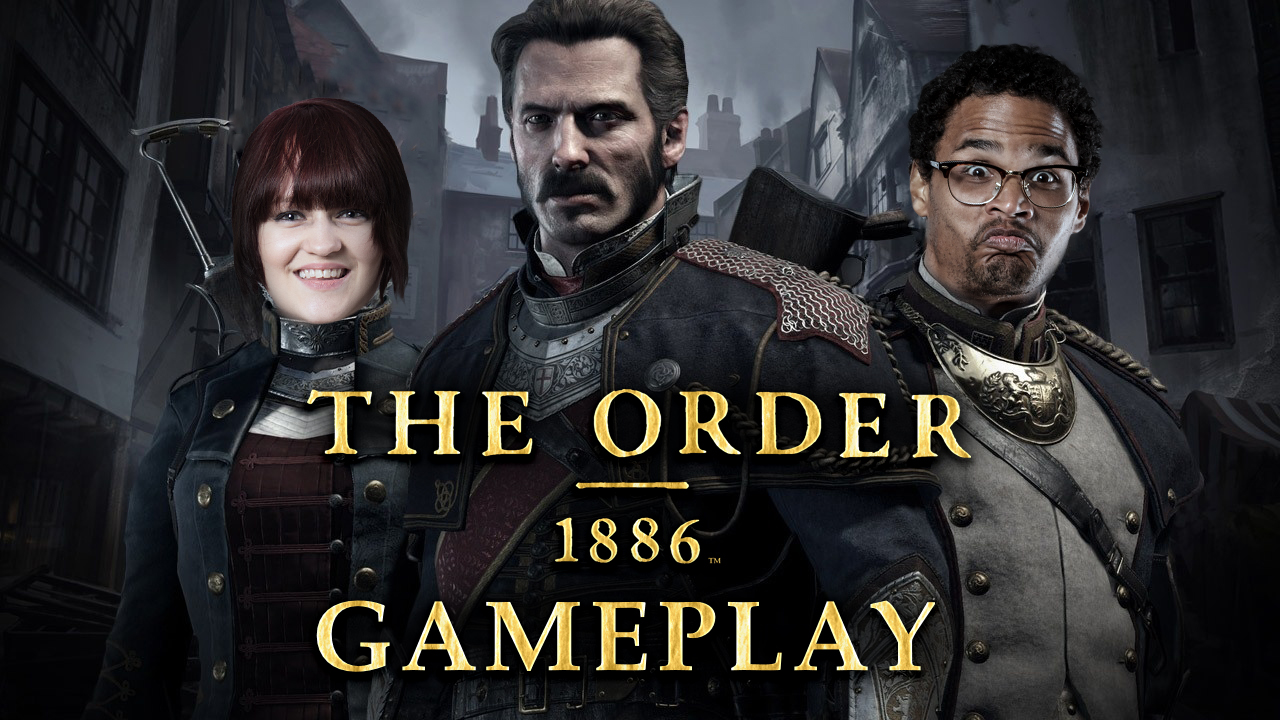 GIGA Gameplay: The Order 1886