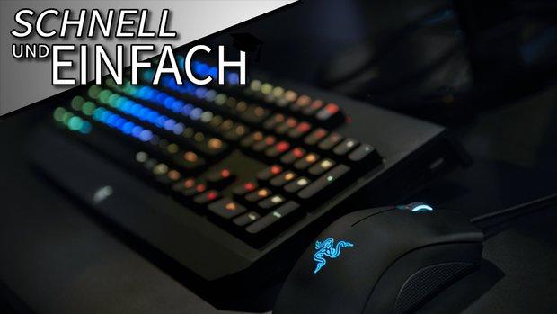 Schnell und Einfach: Mechanische Tastaturen