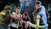 Evolve: Monster-Mobbing bei GIGA GAMES