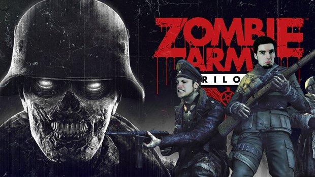 GIGA Gameplay: Zombie Army Trilogy - Untote in Berlin! (mit Paul Wright von Rebellion)