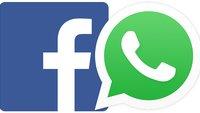WhatsApp mit Facebook verknüpfen und Daten importieren
