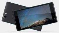 Wiko Ridge 4G: Mittelklasse-Smartphone mit Dual-SIM vorgestellt