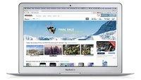Amazon orientiert sich mit neuer Homepage am Apple Online Store