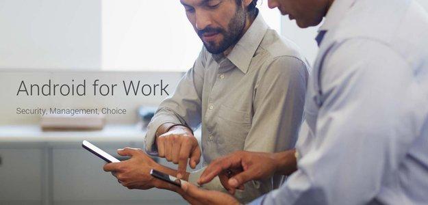 Android for Work: Google startet Plattform für Unternehmen