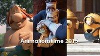 Animationsfilme 2015: Diese Werke erwarten uns in den Kinos